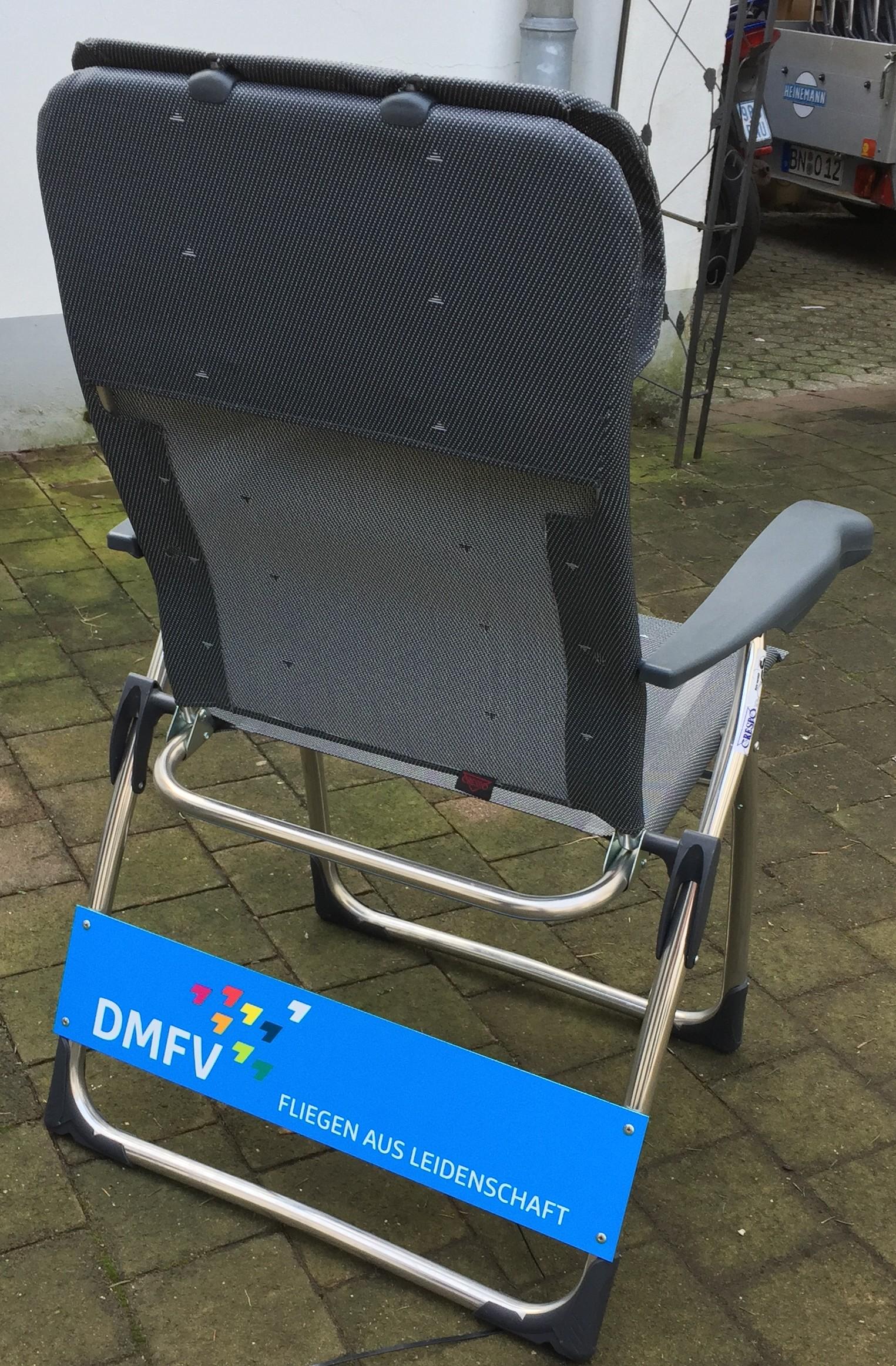 Preisrichter-Stuhl; Digitaldruck